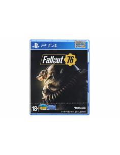 Игра PS4 Fallout 76 [Blu-Ray диск]