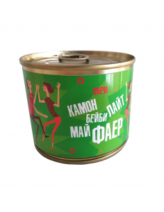 "Canned candle ""Light May..."