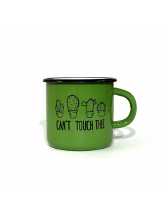 Metal Mug Can't touch this