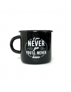 Metal Mug If you never