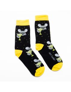 Святкові шкарпетки Party Mouse