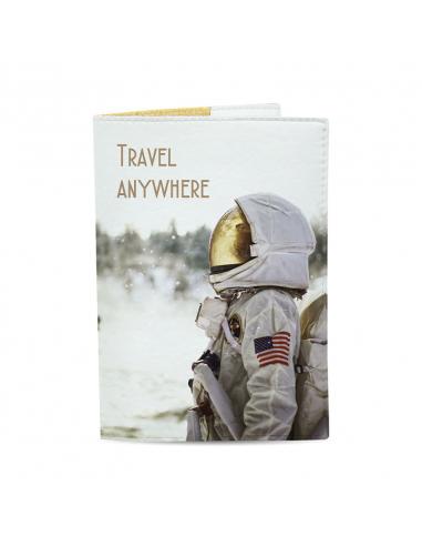 Passport Cover Travel Anywhere