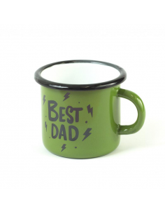 Metal Mug Best dad