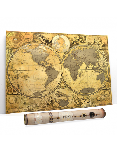 Scratch World Map My Map Special...