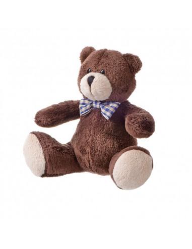Soft toy Same Toy Bear brown 13 cm
