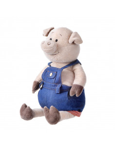 Soft toy Same Toy Pig in...