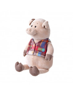 Soft toy Same Toy Pig in a...