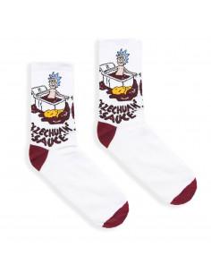 Високі шкарпетки...