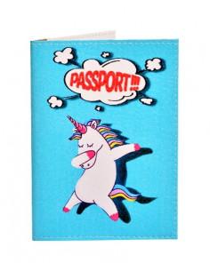 Unicorn Passport Cover