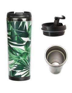 Thermo mug Leaves