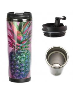 Thermo mug A pineapple 2