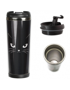 Cat Thermal Mug