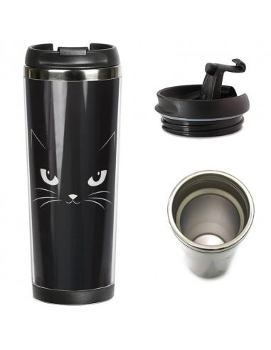 Cat Thermal Mug