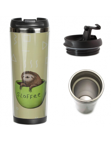 Thermo Mug Lazy Coffee