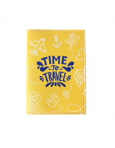 Passport cover Time to...
