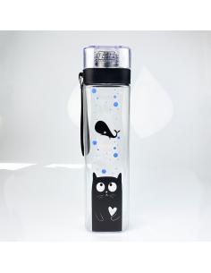 Пляшка для води Кіт