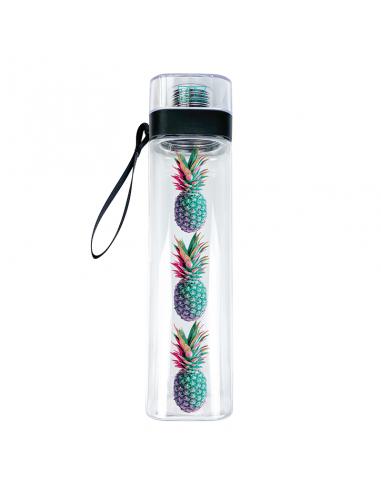 Water Bottle A pineapple