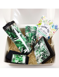 Leaves Gift Set