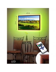 Картина з LED...