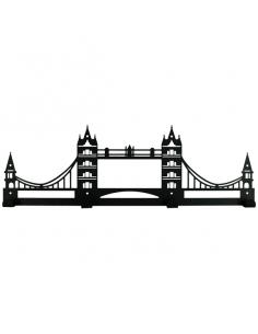 Вішалка настінна Tower Bridge