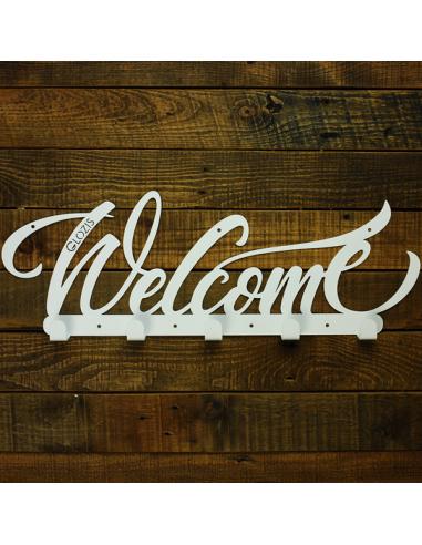 """Вішалка настінна """"Welcome"""""""