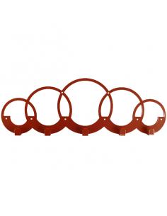 Вішалка настінна Rings