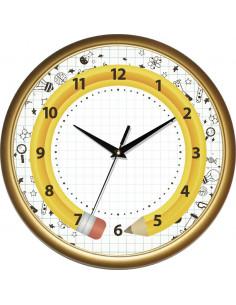 """Годинник настінний """"Олівець"""""""