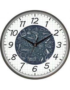 """Годинник настінний """"Знання"""""""