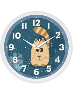 """Настінний годинник """"Нічний..."""