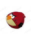 "Кресло мешок ""Красная птица Angry birds"""