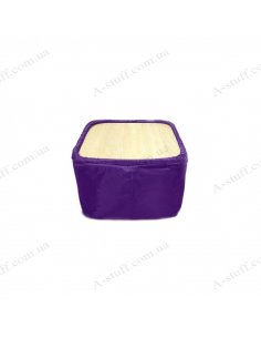 """Padded stool - table """"Cube"""""""