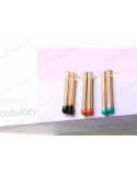 "Earring studs ""Matches"" 