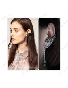 "Cuff on the left ear ""Dark Angel"""