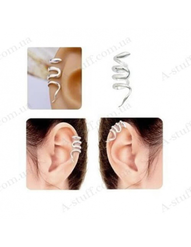 "Cuff on the cartilage ""Snake"""